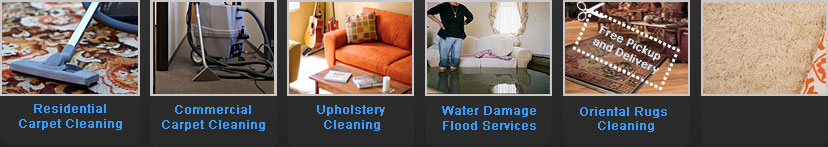 Our Gallery: Residential Carpet, Commercial Carpet, Upholstery, Water Cleaning and Locations